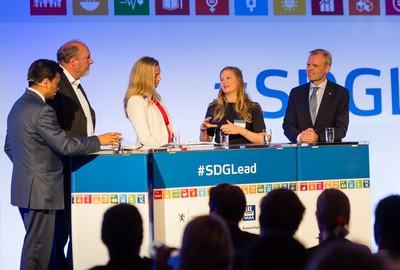 Sustainable development goals leadership seminar