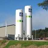 Installation of customer storage tanks and tank level management