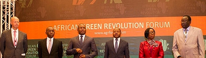 African Green Revolution Forum 2013
