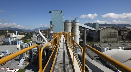 Cement plant DeNOx