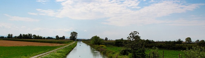 Quaint farmlands