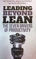 the book Leading Beyond Lean