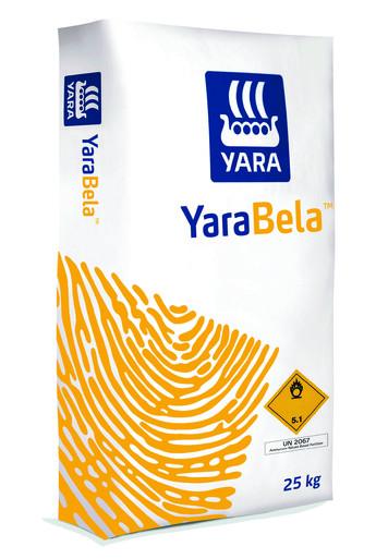 YaraBela fertilizer bag
