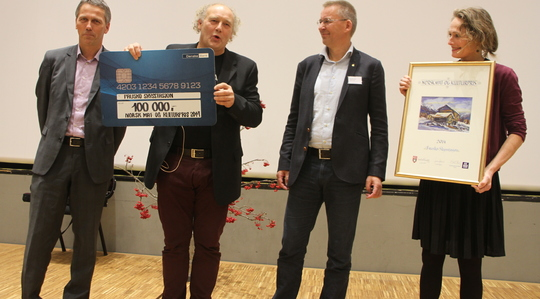 Norsk Mat- og Kulturpris