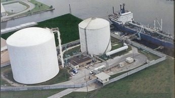 12,000 days without a lost-time injury at the Tampa Ammonia Terminal