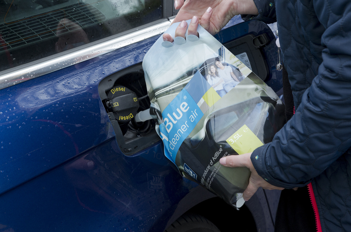 AdBlue for diesel car owners