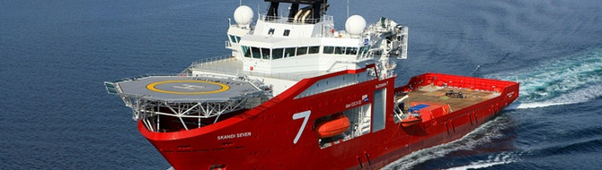 Skandi Seven SCR ship
