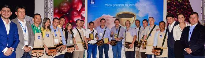Yara Champion Program Coffee - Colombia