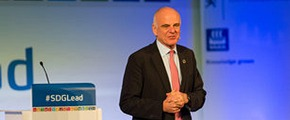 Special Adviser to Ban Ki-moon for Sustainable Development, Dr. David Nabarro