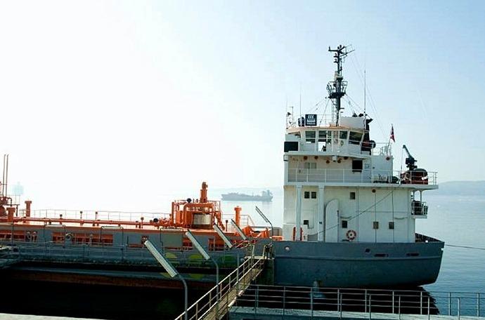 Yara marine vessel