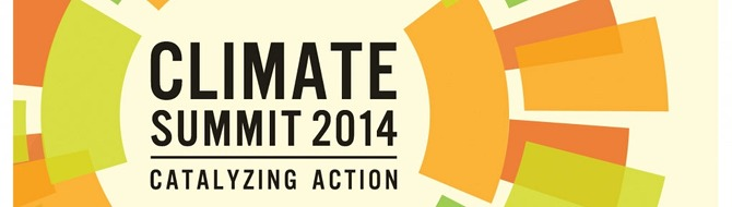 United Nations Climate Summit 2014