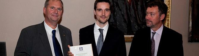 Yara Birkeland Prize 2013