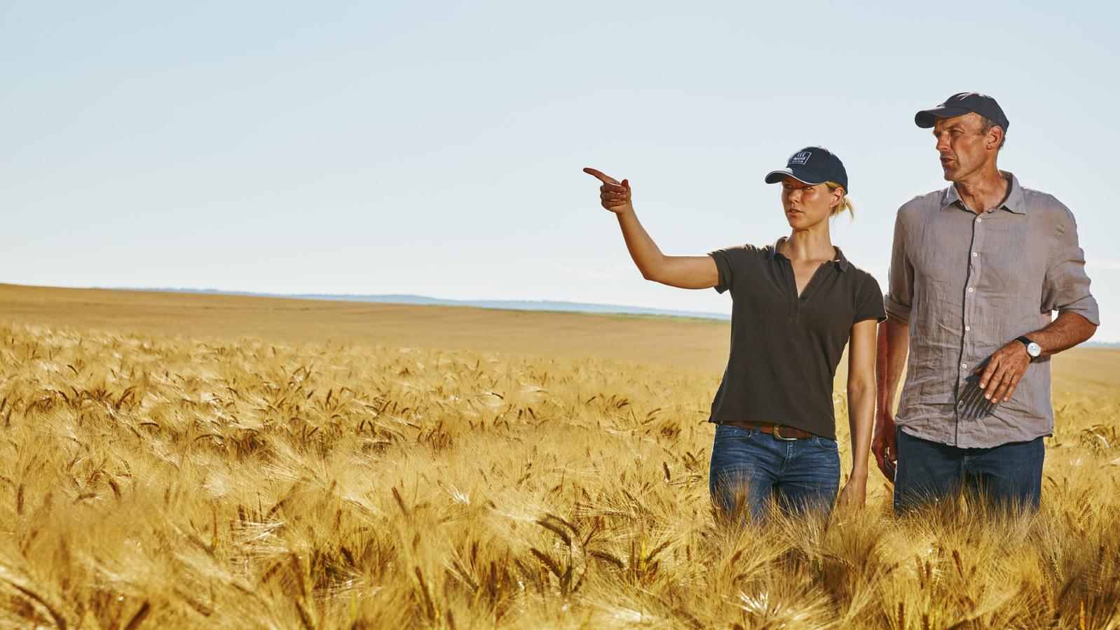 Skontaktuj się z naszym Działem doradztwa agronomicznego
