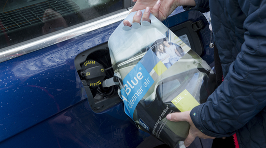 AdBlue® for Passenger cars