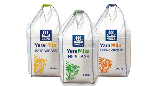 YaraMila - Compound fertilisers