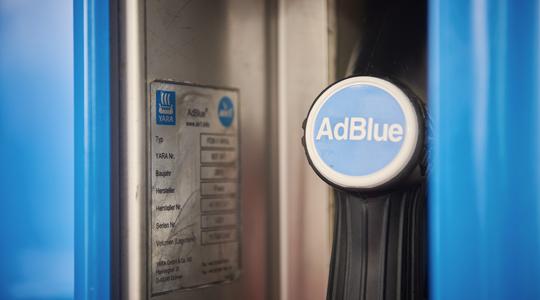 AdBlue pumppu