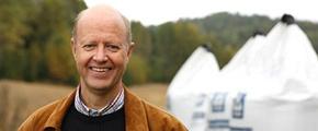 Jørgen Ole Haslestad, new CEO