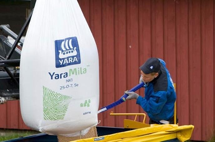 Yaralla on kattava lannoitevalikoima maatalouteen, metsätalouteen ja kasvihuoneviljelyyn