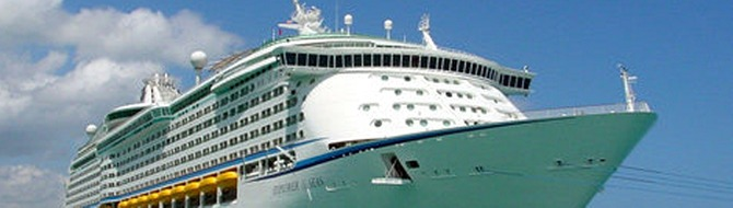 Sox scrubbers are often used in cruise ships