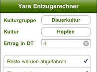 Yara Entzugsrechner app