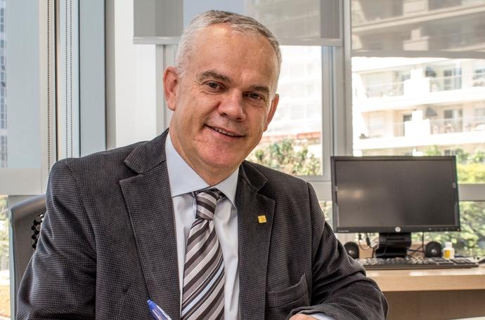 Lair Hanzen, President of Yara Brazil