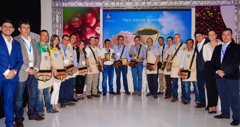 Yara Champion Program Coffee - Colombia