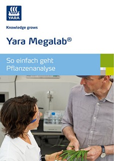 Yara Megalab Broschüre