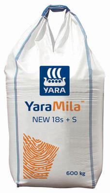 YaraMila New 18's + S