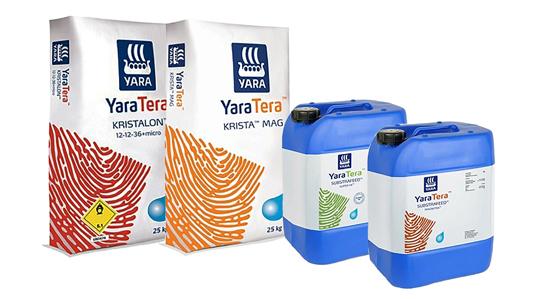 고품질 수용성 - 야라테라