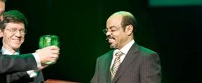 Meles Zenawi, Prime minister of Ethiopia