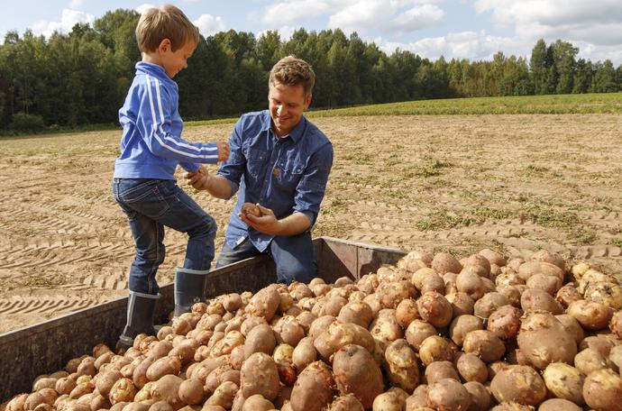 Užtikrintas derliaus šviežumas