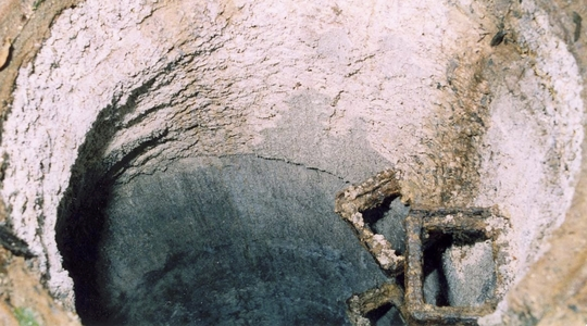 Inhibitor korozji betonu