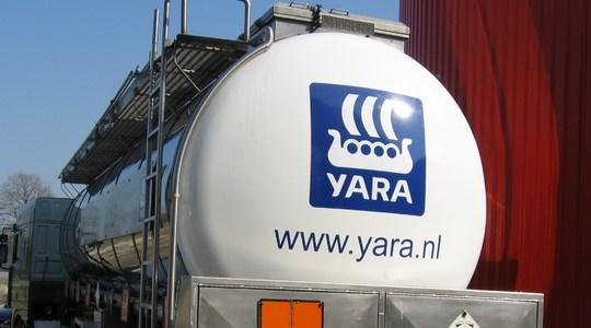 YaraTera Substrafeed Veiligheid