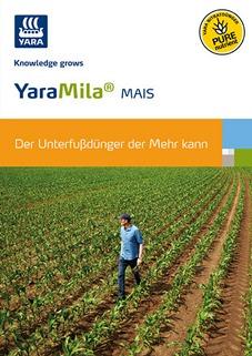 YaraMila Mais - Der Unterfußdünger der Mehr kann