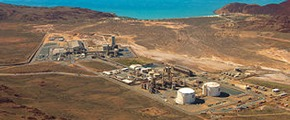 Yara Pilbara Ammonia and TAN plants