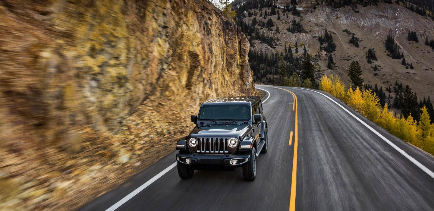 All-New Jeep Wrangler Unlimited 2019