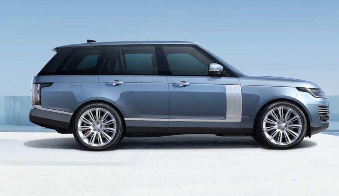 2019 LandRover Range Rover HSE