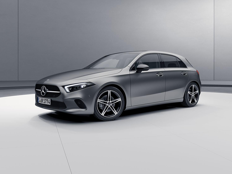 2019 Mercedes-Benz A-Class A 250 1.9 L