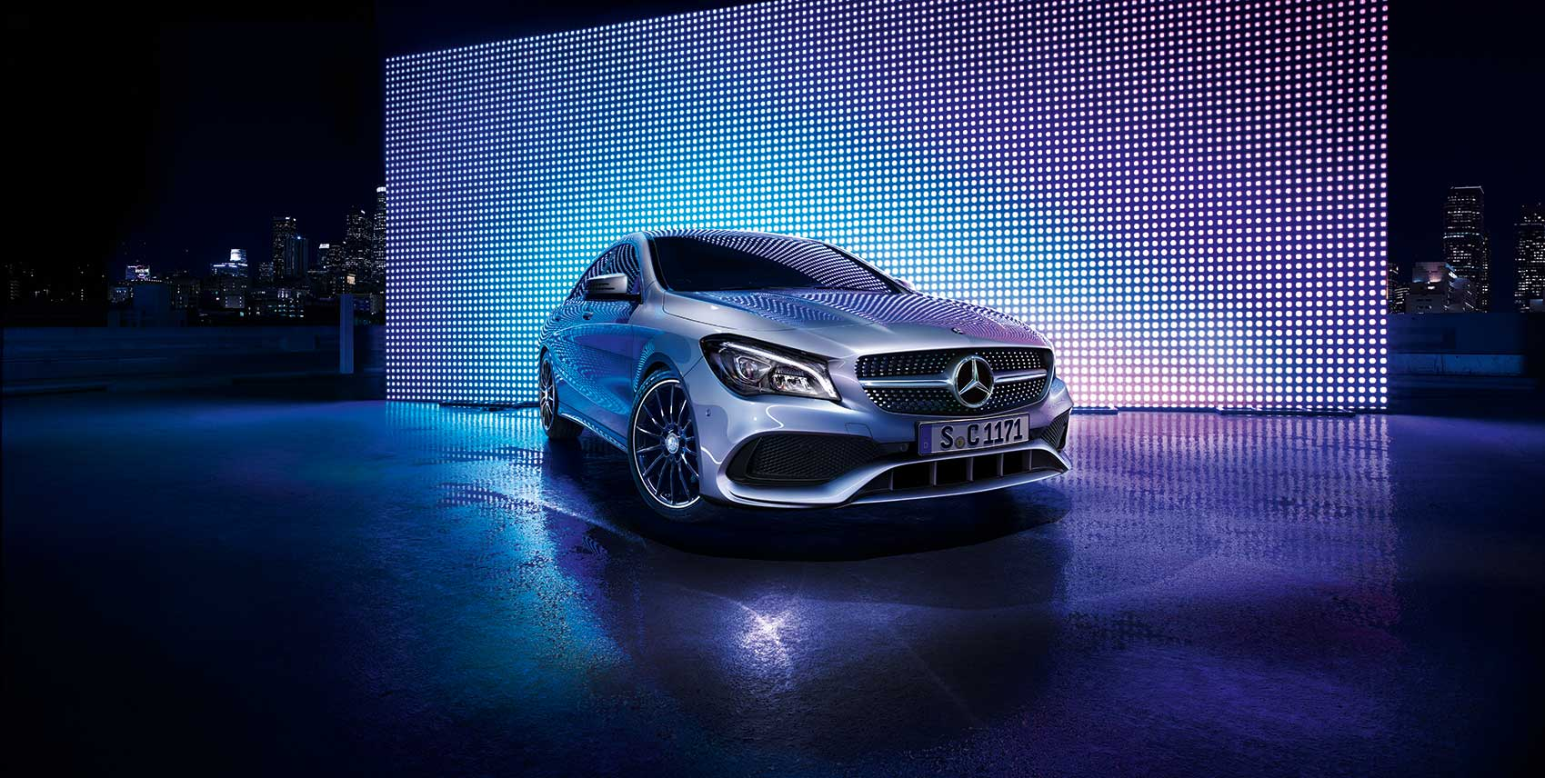 2019 Mercedes-Benz CLA 250 4MATIC Coupé full