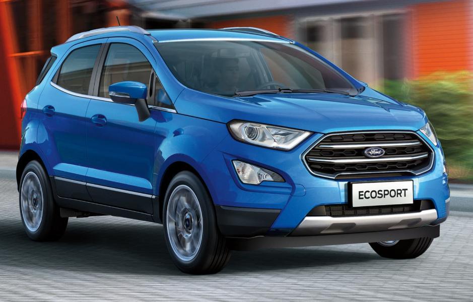 2019 Ford Ecosport Sport Cardeals Egypt