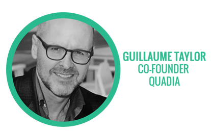 Guillaume Taylor Co-founder, Quadia