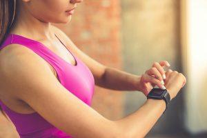 Fitbit wearer - yfood