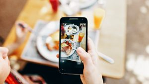 Influencer marketing food blog 2