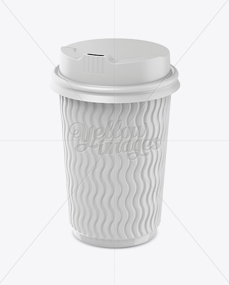Download Coffee Cup Mockup In Cup Bowl Mockups On Yellow Images Object Mockups PSD Mockup Templates
