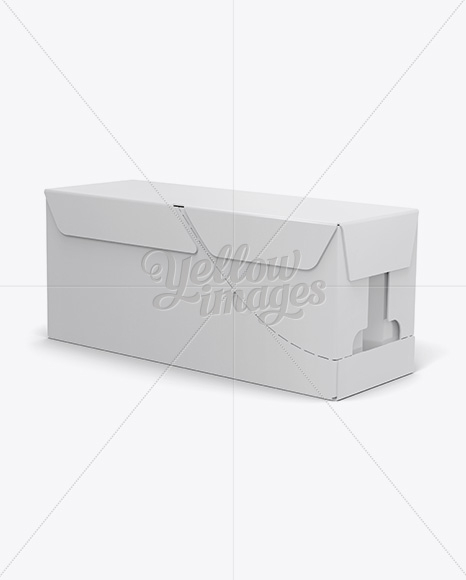 10 Drink Carton Boxes in Shelf-ready Package - Halfside View