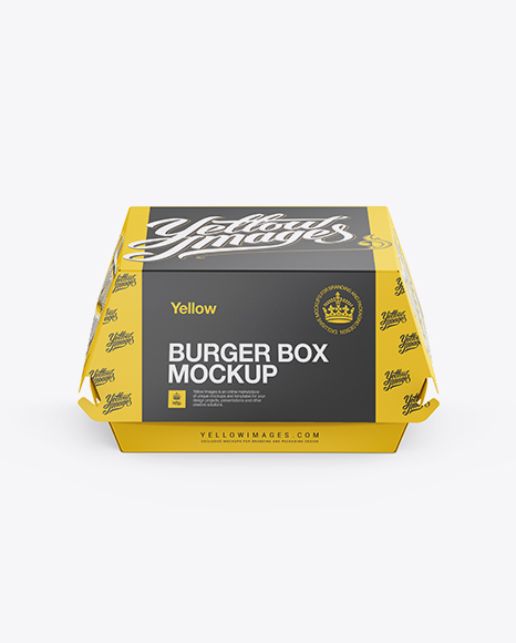 Download Download Psd Mockup Box Box Mockup Burger Box Mockup Burger Burger Box Fast Food Food Food Yellowimages Mockups