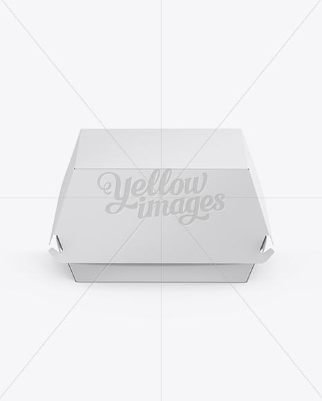 Download Burger Bun Packaging Mockup PSD - Free PSD Mockup Templates