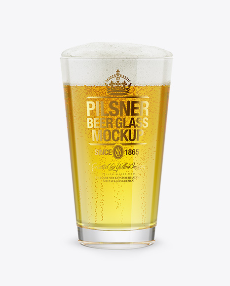 Shaker Pint Beer Glass