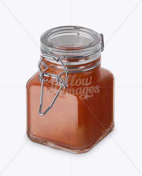 Download Plastic Jug Pure Honey Mockup PSD - Free PSD Mockup Templates