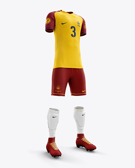 All Hero Soccer Kits
